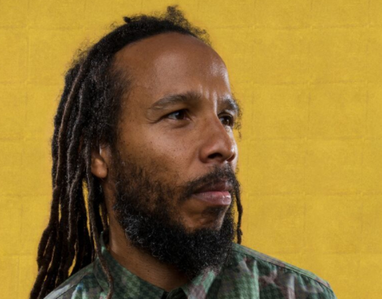 Rosh Hashana With Ziggy Marley (Tablet)